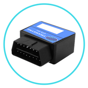 OBD GPS tracker - Best gps system for car in india - Transync in