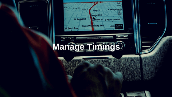 GPS tracking systems-Manage timing-transync GPS trackers benefits