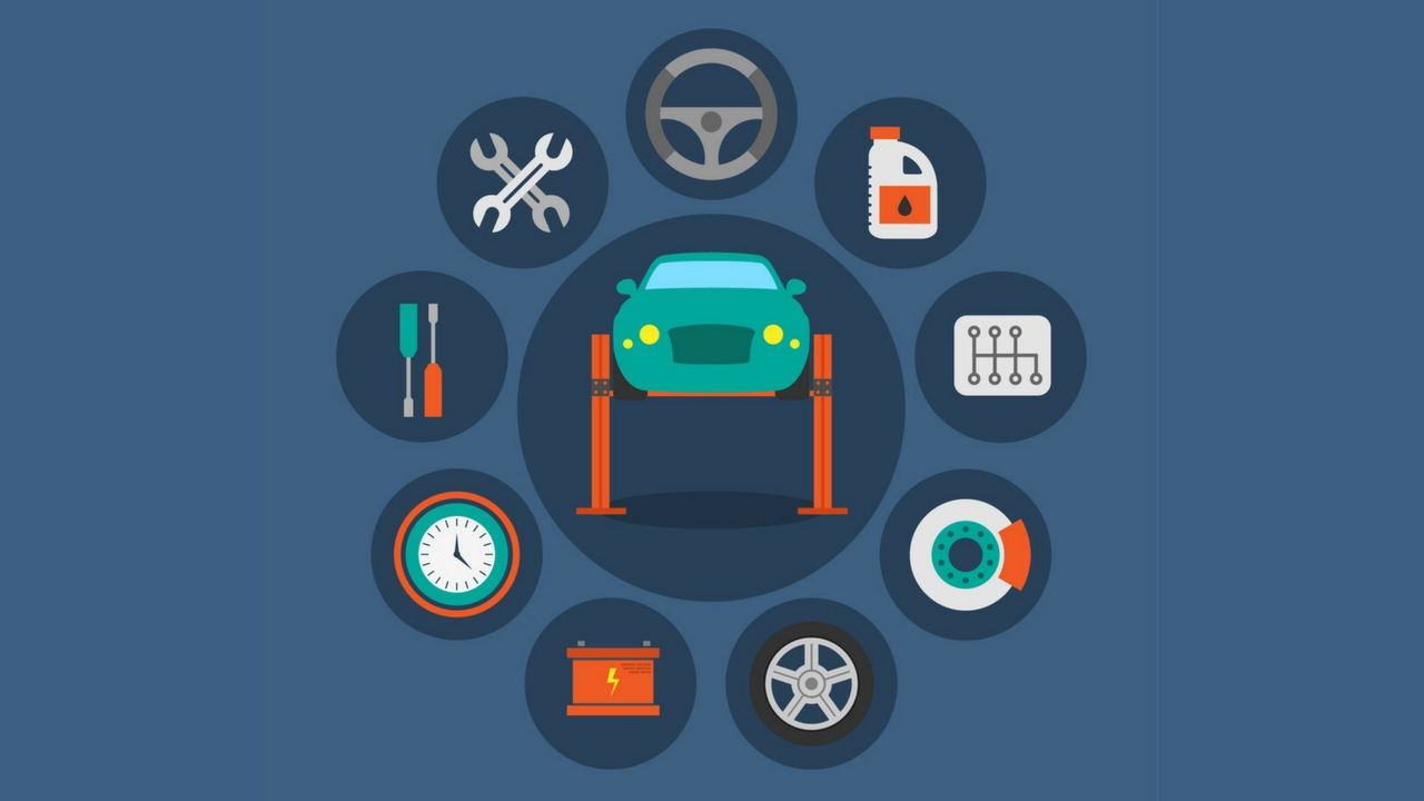 Improve Vehicle Maintenance with GPS Trackers